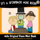 It's A Groundhog Day Mini Book
