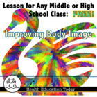 It's About Body Image - FREE!