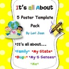 It&#039;s All About...Poster Bundle Set