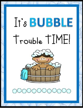 It's Bubble Trouble Time