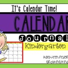 It&#039;s Calendar Time! Daily Calendar Book