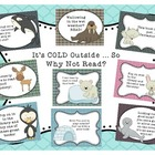 It's Cold ... So READ!