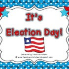 It&#039;s Election Day!