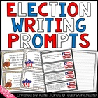 It's Election Time! {Election Themed Writing Prompts for t