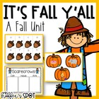 It's Fall Ya'll {Centers and Activities}