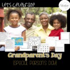 It&#039;s Grandparent&#039;s Day!  {Special Person Day!}