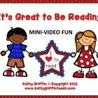 It&#039;s Great to Be Reading for the Smart Board, IWB,  or Computer