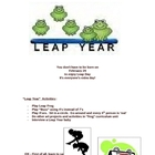 It's Leap Year!