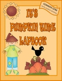It's Pumpkin Time Lapbook