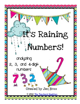 It's Raining Numbers