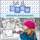 It's Snowing by Gail Gibbons activities