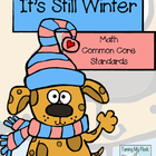 It's Still Winter Math Common Core Standards