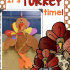 It&#039;s Turkey Time! Glyph
