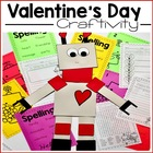 It's a Love 'Bot (A Valentine's Day Craftivity)