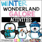 It&#039;s a Math, Literacy and Science Winter Wonderland Galore!