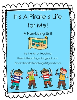 It's a Pirate's Life For Me! Non-Living Mini Unit