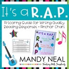 It's a R.A.P- A Scoring Guide for Writing Quality Construc