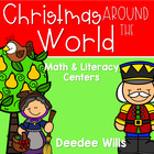 Christmas Around the World (It's a  Small World) Stations-