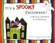 It&#039;s a Spooky Halloween - Literacy Centers and Activities