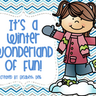 It&#039;s a Winter Wonderland of Fun!
