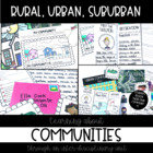 It's an Inter-Disciplinary Community Unit! {Rural, Urban,