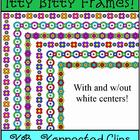 Itty Bitty Frames - Commercial Use Welcome!