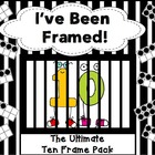 I've Been Framed: The Ultimate Ten Frame Pack