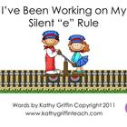 I've Been Working on My Silent e Rule Books