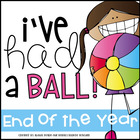 I&#039;ve Had a Ball! {Writing &amp; Craftivity for the End of the Year}