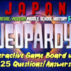 JEOPARDY! Japan Jeopardy