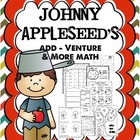 JOHNNY APPLESEED'S MATH ADD-VENTURE AND MORE MATH {CENTERS