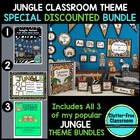 JUNGLE ~ SAFARI THEMED CLASSROOM KIT with