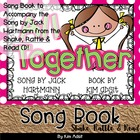Jack Hartmann All Together Fun Music Book