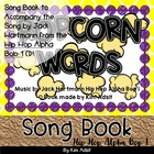 Jack Hartmann Popcorn Words Fun Music Book