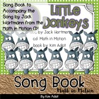 Jack Hartmann Ten Little Donkeys Fun Music Book