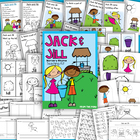 Jack &amp; Jill Nursery Rhyme Teaching Kit