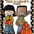 Jack-O-Lantern...Word Work...Freebie!