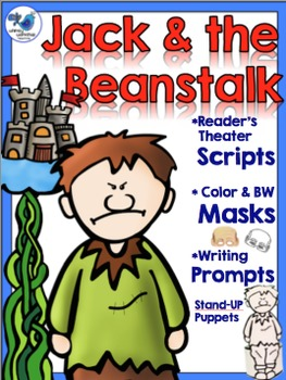 Jack and the Beanstalk Bundle (50 pgs) Whimsy Workshop Teaching
