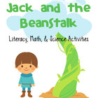 Jack and the Beanstalk: Literacy, Math, &amp; Science Activities
