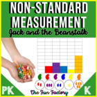 Jack and the Beanstalk Math, Estimation, Measurement, Sort