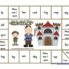 Jack and the Beanstalk Vowel Games