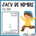 Jack be Nimble: Back to School Book
