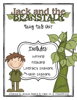 Jack & the Beanstalk Unit