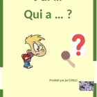 J'ai ... Qui a Animaux (Animals in French)