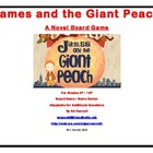 James and the Giant Peach Board Game