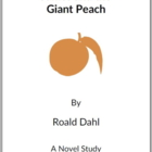 James and the Giant Peach -  (Reed Novel Studies)