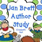Jan Brett Author Study for K-2