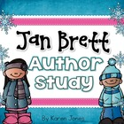Jan Brett Author Study with Kindergarten & 1st grade Commo