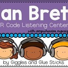 Jan Brett QR Code Listening Center