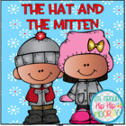 Jan Brett's The Hat and The Mitten ...Craft, Readers Theat